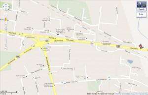 Google Maps til jobsøgning